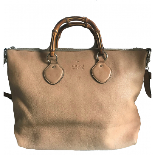 Gucci Bamboo shopper bag