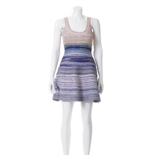 Sukienka wielokorowa