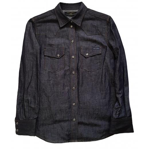 Dolce & Gabbana koszula jeans nowa 38
