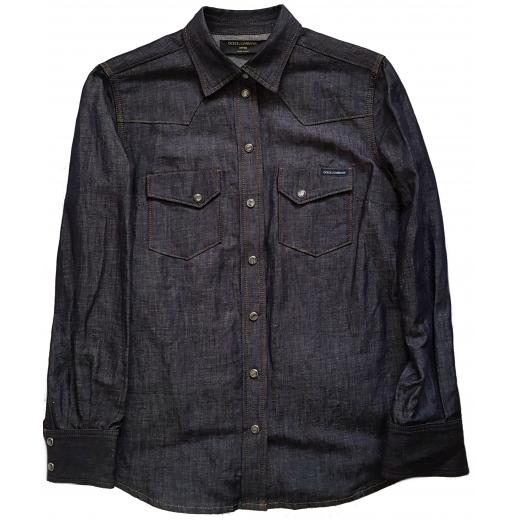 Dolce & Gabbana koszula jeans nowa