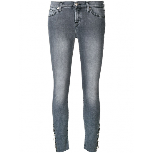 7 FOR ALL MANKIND Skinny Crop Slim Illusion 28