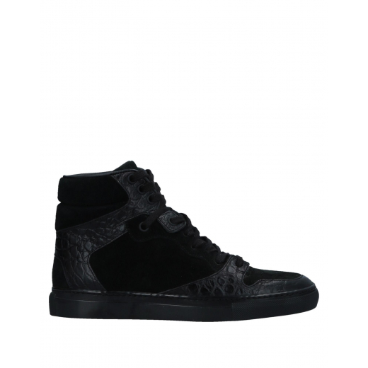 Balenciaga snikersy Black High-tops Sneakers