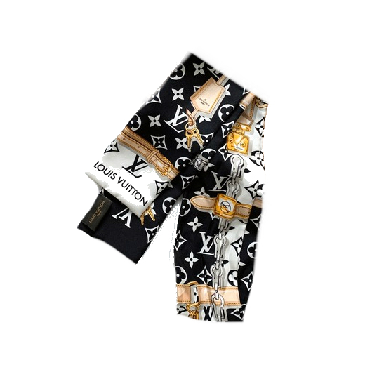 Oryginalna NOWA z metką sygnowana apaszka bandeau Louis Vuitton