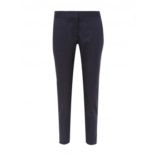 STELLA MCCARTNEY Vivian wool straight pants L-XL