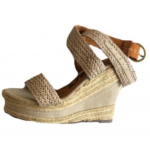 Skórzane sandałki marki After Hours r. 39