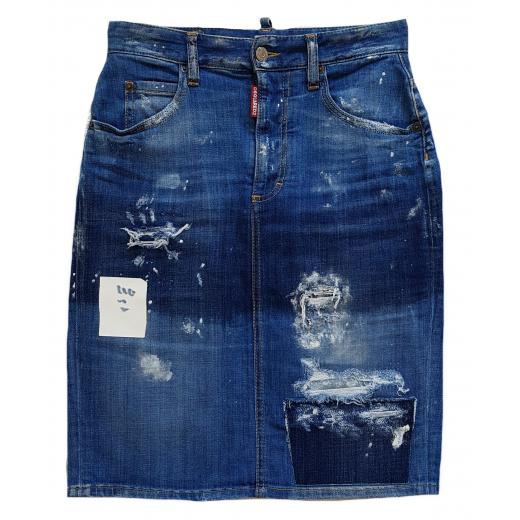 Dsquared 2 spódnica jeans, nowa 34/36