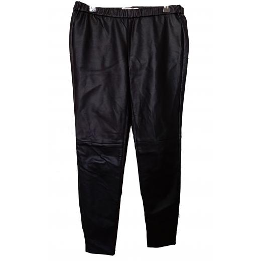 Skórzane spodnie Michael Kors