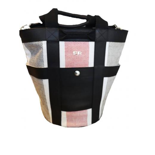 Torba torebka Shopper Sonia Rykiel bucket cindy raph