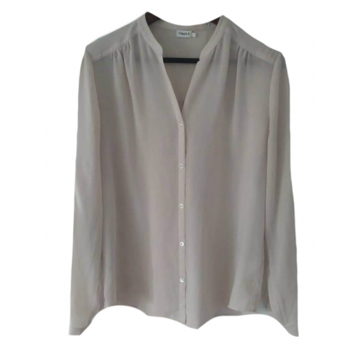 Beżowa koszula oversize Filippa K 38 M