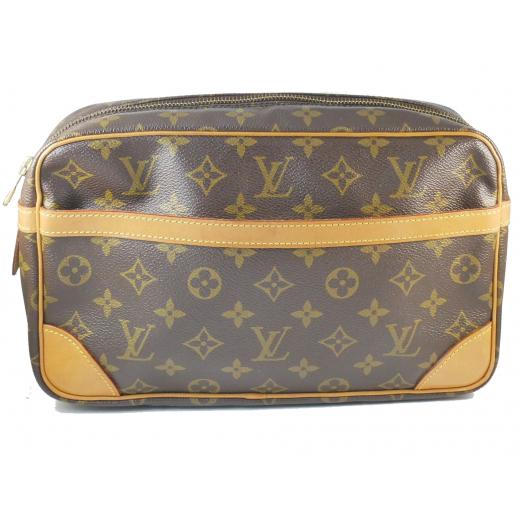 kopertówka kosmetyczka saszetka torba na kosmetyki Louis Vuitton Compiegne 28 monogram