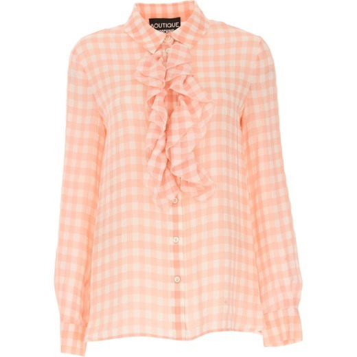 Boutique Moschino koszula z żabotem 40IT 34-36