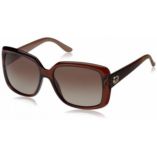 Gucci GG3574/S 3574S W7LLA Squared Sunglasses