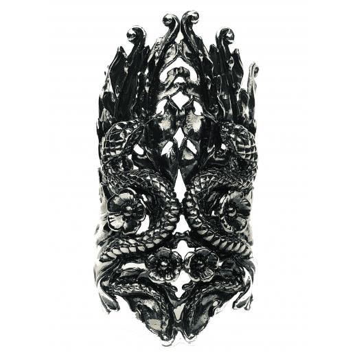ROBERTO CAVALLI – bransoleta z wężem