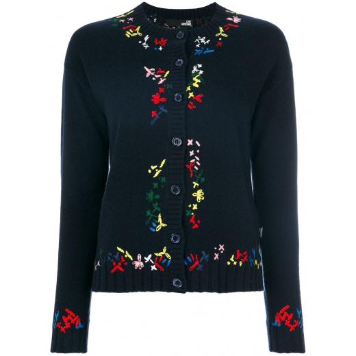 Love Moschino sweter, kardigan, nowy 38