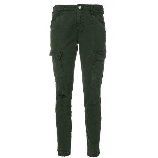 J Brand spodnie skinny cargo jeans, nowe
