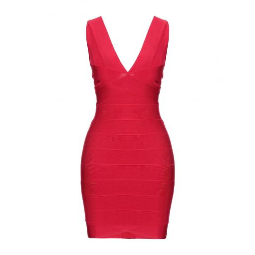 HERVE LEGER Short dress , nowa S