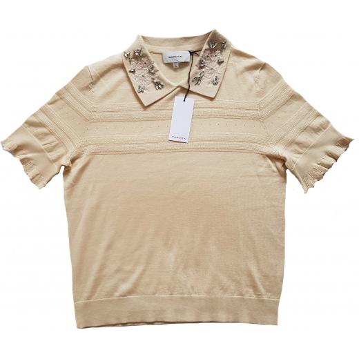 Carven koszulka beżowa, nowa L