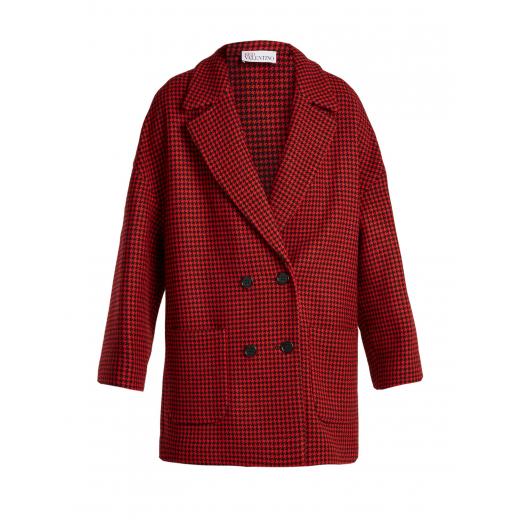 Red Valentino płaszcz wełniany nowy 34/36