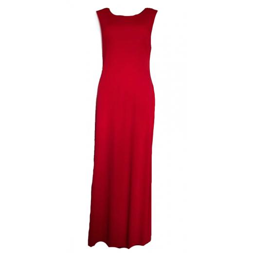 sukienka wieczorowa czerwona
