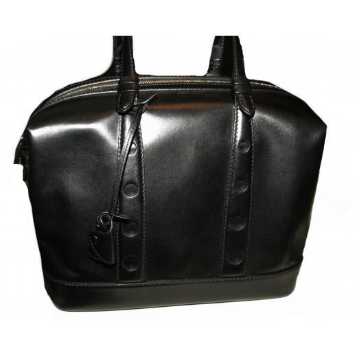TWO-HANDLE STRUCTURED BAG MYRIAM SCHAEFER