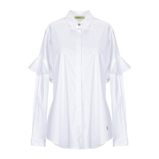 VERSACE JEANS Koszula biała 34/36