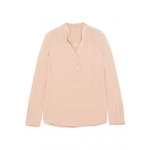 Stella McCartney bluzka Eva silk crepe de chine xs-s