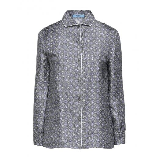 PRADA Floral shirts & blouses