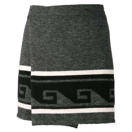 Isabel Marant Grey 'Sienna' Skirt nowa M