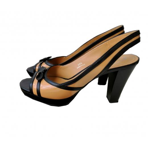 wysokie sandały Tod's 40.5