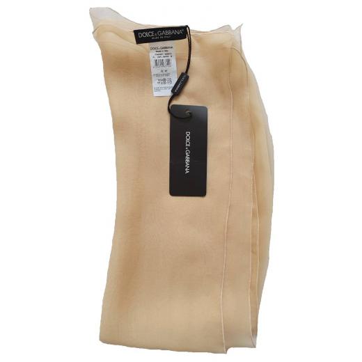 Dolce & Gabbana apaszka, 100% silk, nowa