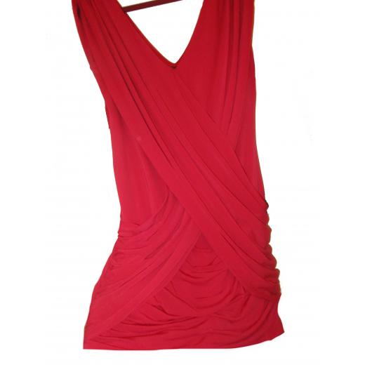 Ekstrawagancka sukienka BCBG