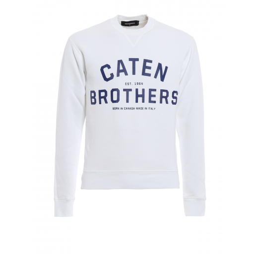 DSQUARED2 Bluza Caten Brothers nowa M-L
