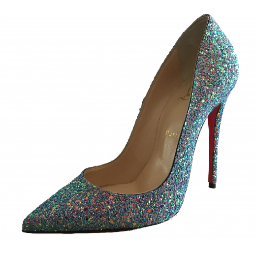 Christian Louboutin szpilki So Kate Dragonfly