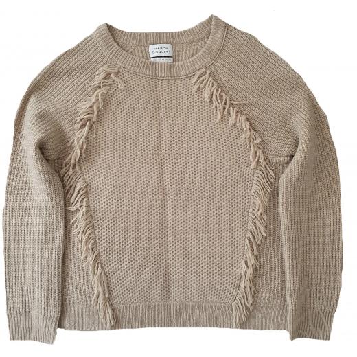 Maison Cinqcent sweter 100% kaszmir, nowy