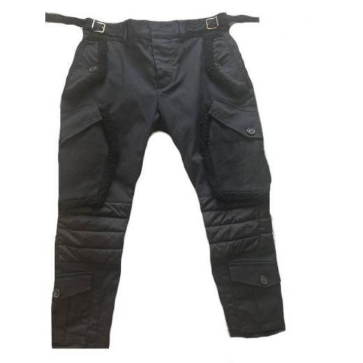 Spodnie ocieplane