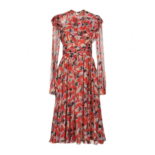 N°21 sukienka jedwabna, szyfon nowa