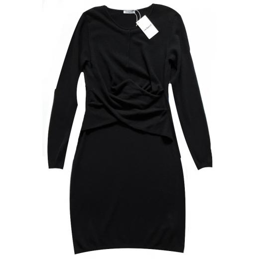 Casharel Paris sukienka, czarna nowa M-L