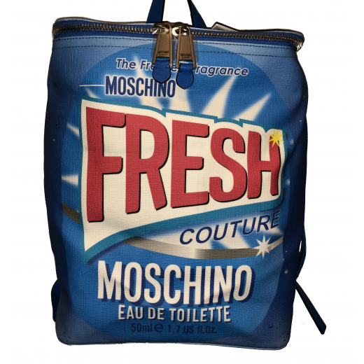MOSCHINO FRESH BACKPACK