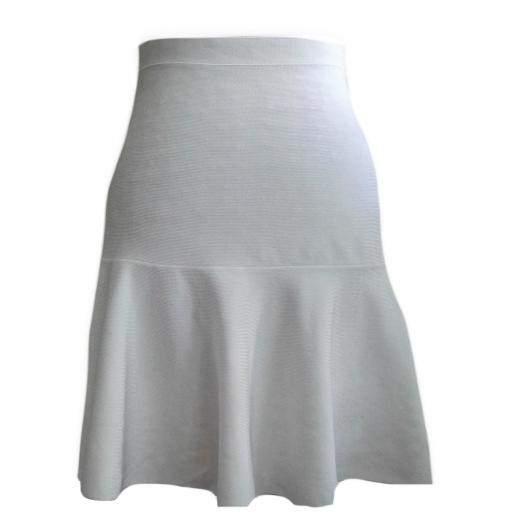 Nowa Biała Spódniczka BCBG MAX AZRIA 36