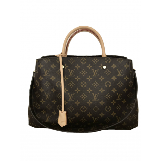Louis Vuitton Montaigne GM Monogram stan IDEALNY