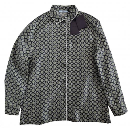 PRADA Floral shirts & blouses M-L