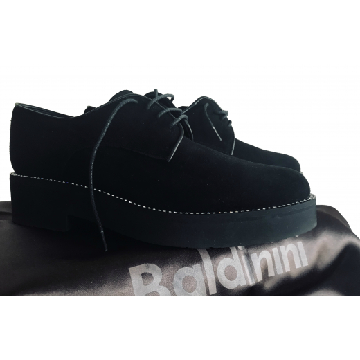 Buty płaskie Baldinini