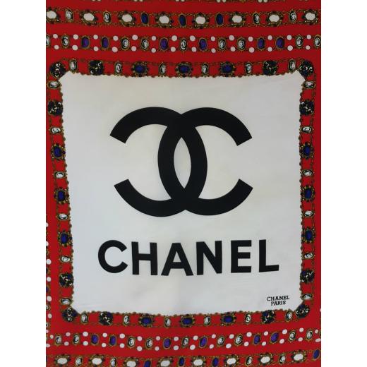 Apaszka Chanel