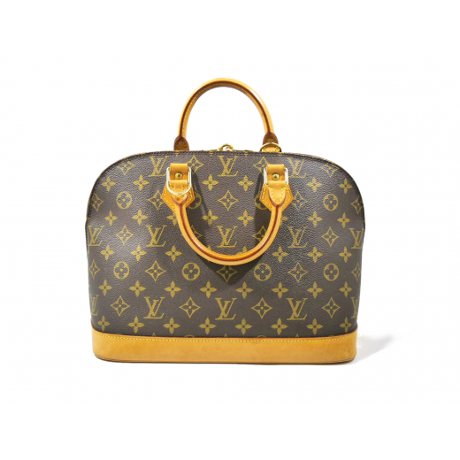 Louis Vuitton Alma MM Monogram torebka