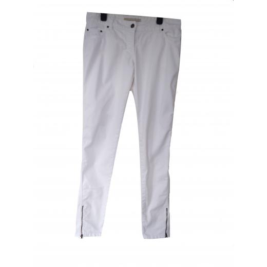 Spodnie z suwakami