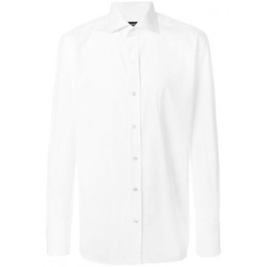 Tom Ford Biała koszula, nowa XL 44 17,5