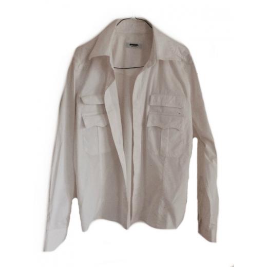 Biała koszula Sonia Rykiel Homme r. 38