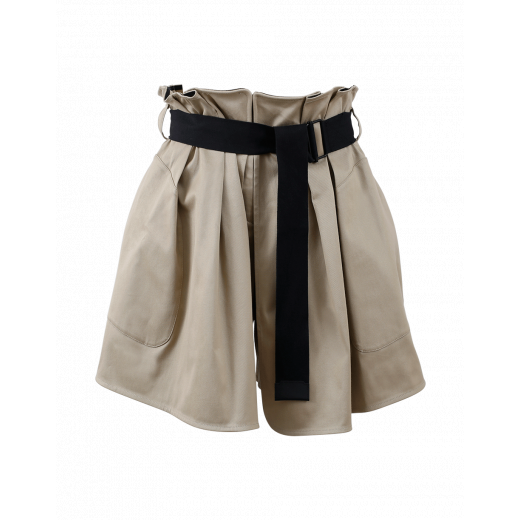 Chapman Pleated Culottes