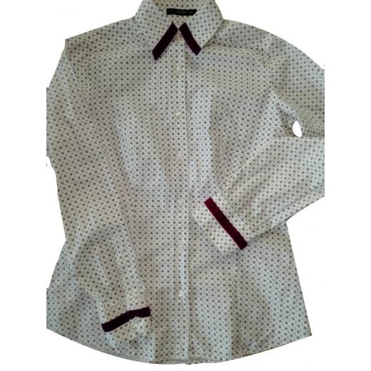 ETRO bluzka koszulowa