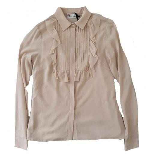 RED Valentino jedwabna bluzka, nowa 40IT 34-36